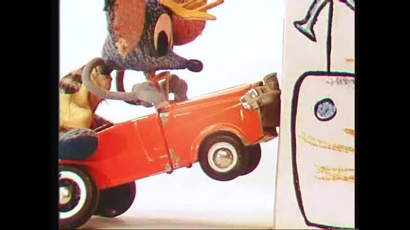Мышонок, который хотел быть похожим на человека. 1973