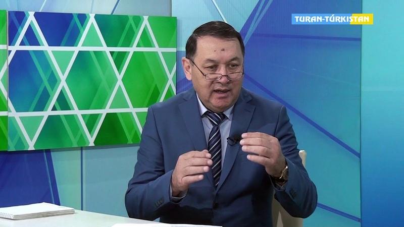 Тұран Түркістан Біздің міндет-халыққа қызмет А.Р. Ахметовпен сұхбат