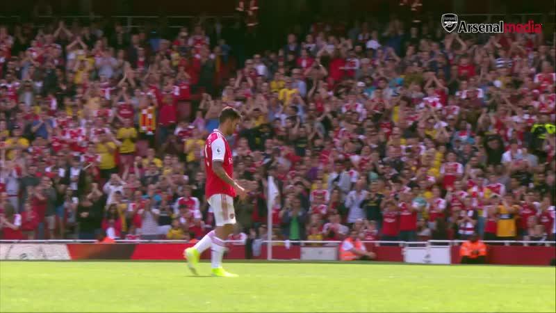 Ceballos skills compilation Arsenal 2 1 Burnley Aug 17 2019