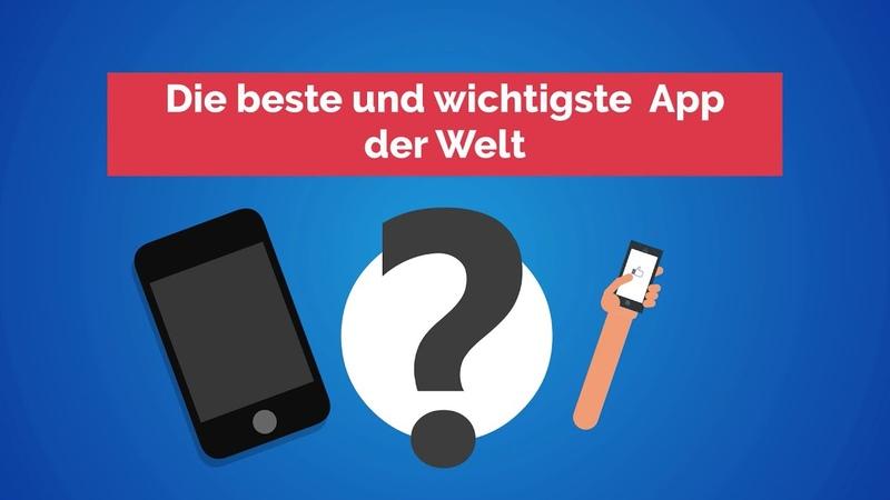 Die beste und wichtigste App der Welt