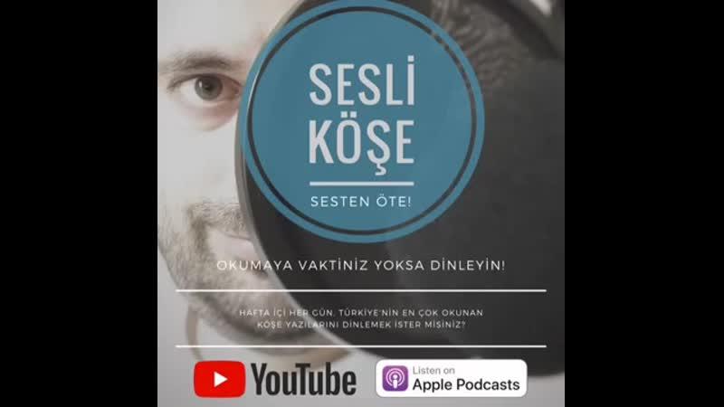 29. Sesli Köşe 21 Ağustos 2019 Çarşamba - Şahin Mengü ''Arı Kovanına Çomak Sokmak''.mp4