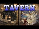 Enchanted Snow Globe Inn Tavern l ESO Sneaky House Tour