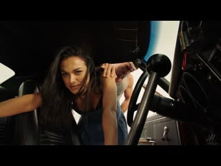Кристина Очоа - Кровавая гонка / Christina Ochoa - Blood Drive ( 2017 )