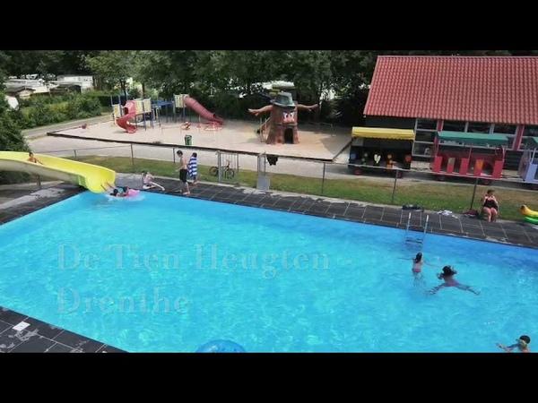 Camping met zwembad Nederland