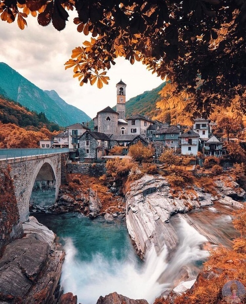 Валле Верзаска, Швейцария