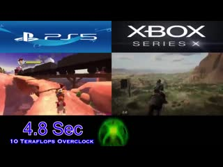 PS5 vs Xbox Series X  Speed test