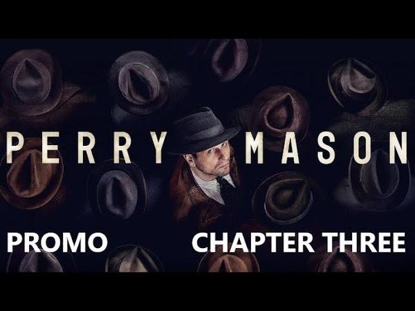 Perry Mason 2020 S01E03 Promo Chapter Three Перри Мэйсон Промо 3 серии в озвучке HamsterStudio