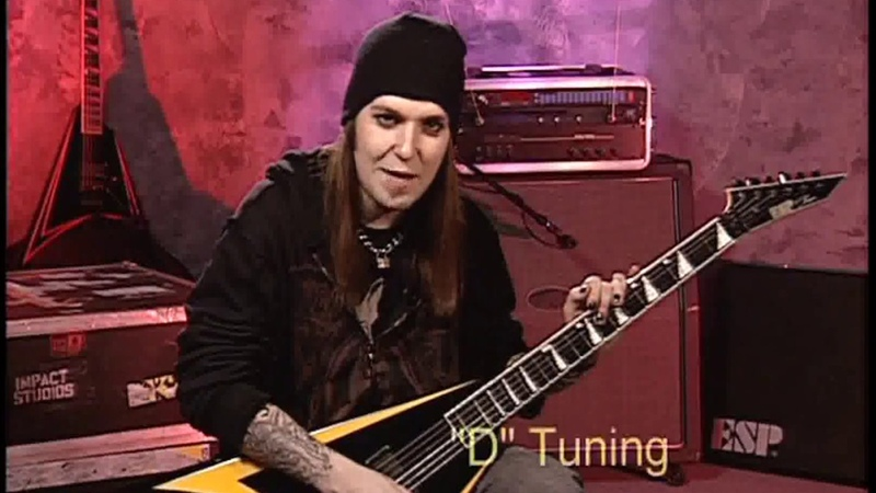 Guitar Lesson Alexi Laiho Metal Guitar Melodic Speed Shred and Heavy Riffs Level 1