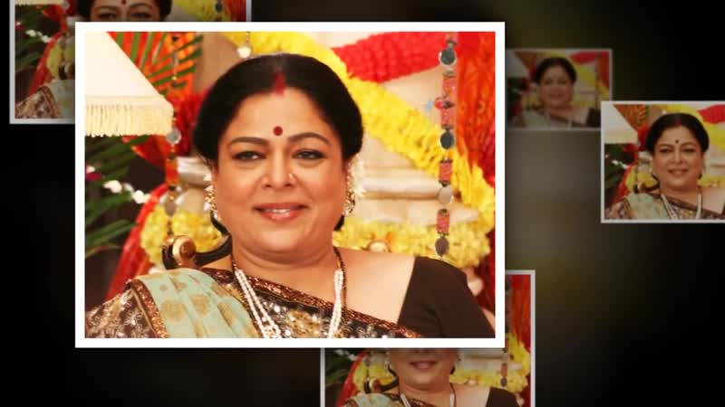 Reema Lagoo Family - With Husband Vivek Lagoo and Daughter - Photos
