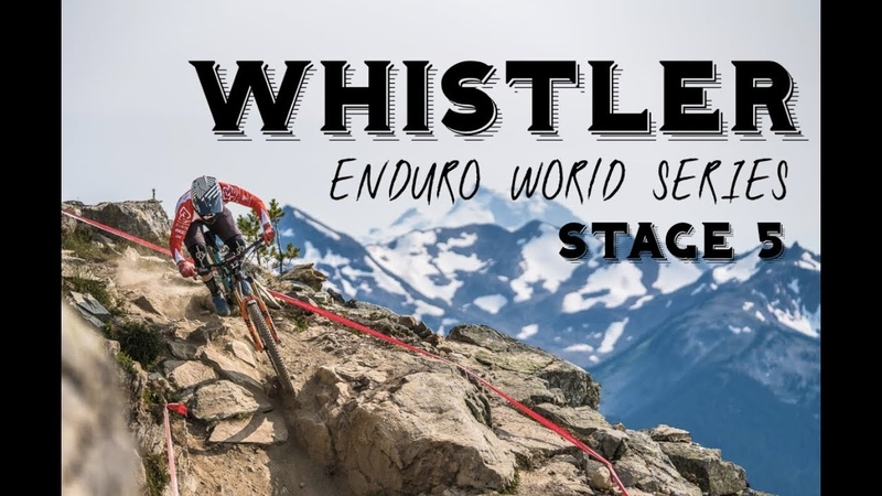 New DUFFER EWS Whistler Stage 5 Practice