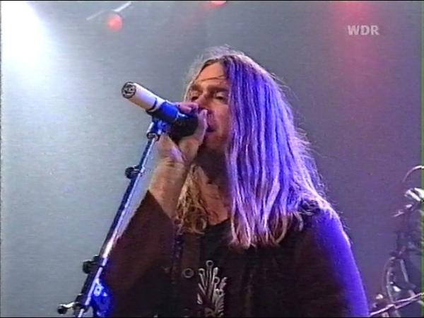 Voodoocult - 1Live Rocknacht, Philipshalle Düsseldorf, 16.04. 1995