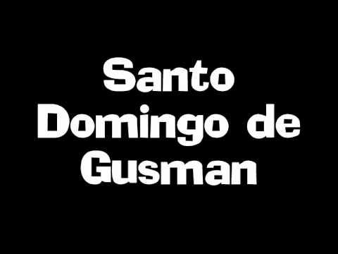Contras Cancion a Santo Domingo de Guzman