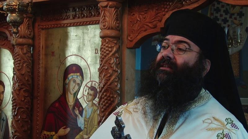 Ieromonahul Macarie Banu - Predică la Praznicul Schimbării la Față a Domnului