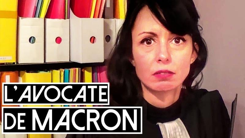 La Bajon - Avocate dEmmanuel Macron