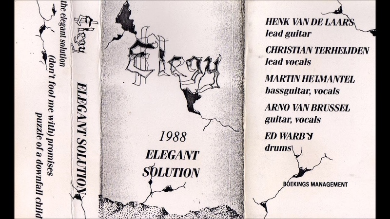 Elegy Netherlands Elegant Solution FULL DEMO 1988
