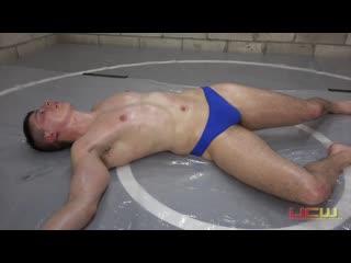 [720]  473 - Kenny Star vs Max Ryder - oil match (Wrestling)