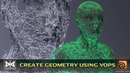VMT - 051 - Create Geometry Using VOPS