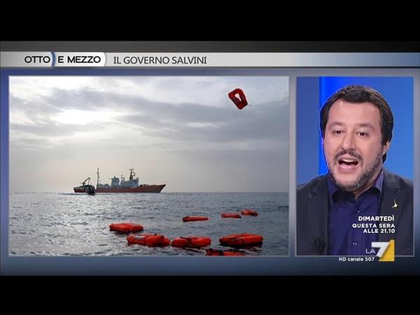 Matteo Salvini 'Abbiamo avuto il coraggio di dire dei No che andavano detti'