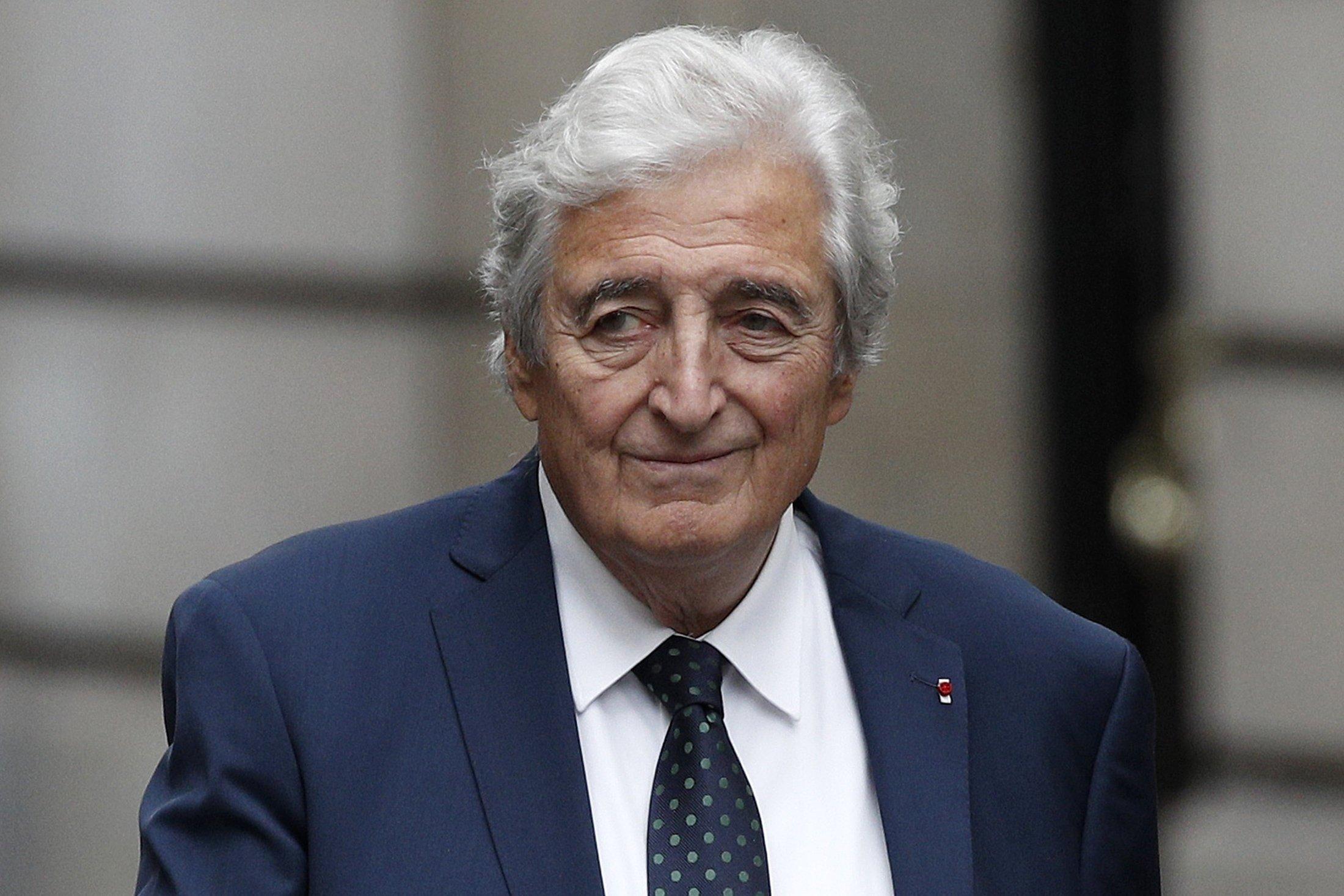 Умер писатель, член Французской академии Жан-Лу Дабади