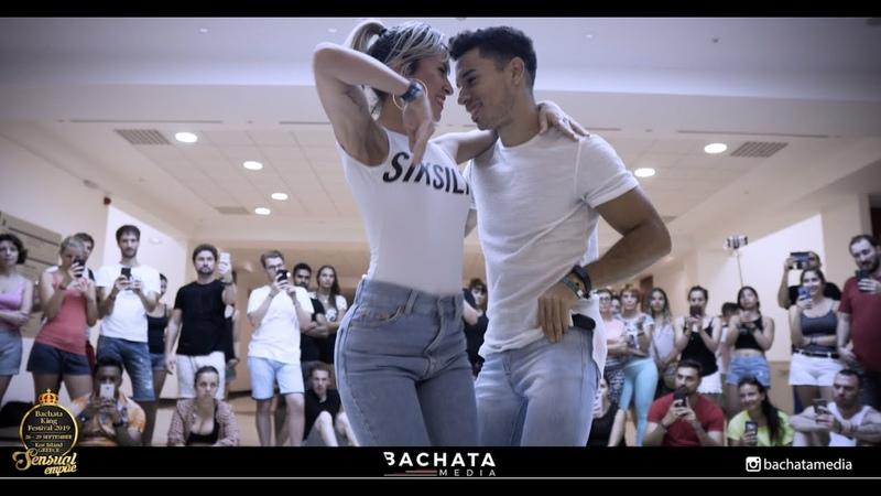 Pablo y Raquel / Angelito - Aventura @ Bachata King Festival Kos 2019
