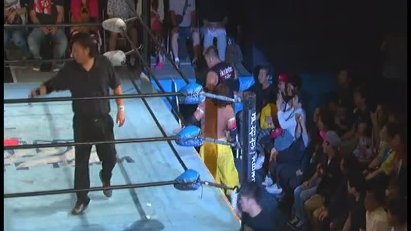 BJW. Saikyou Tag League 25.09.2016