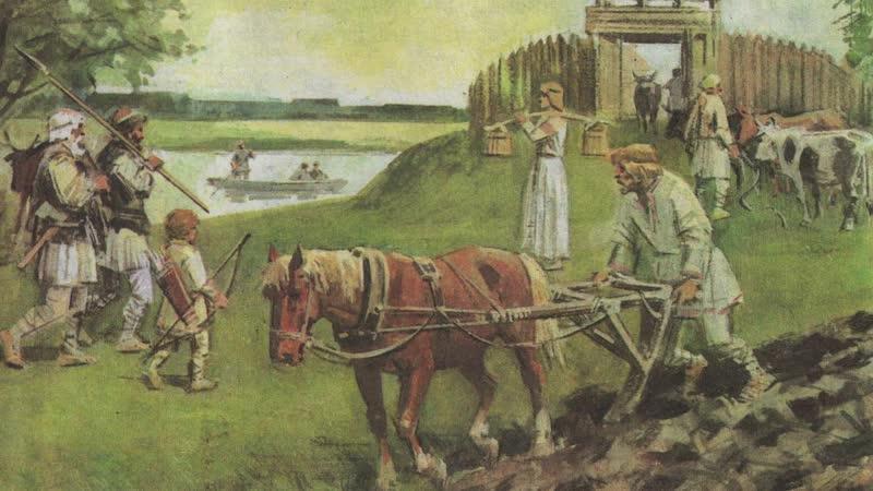 Победы Русского Оружия Борьба Руси с Захватчиками в 13 ом веке