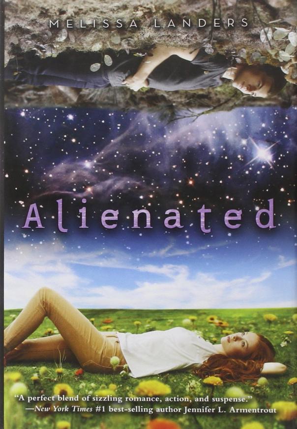 Landers, Melissa - Alienated (2014, Disney-Hyperion, 9781423186991)
