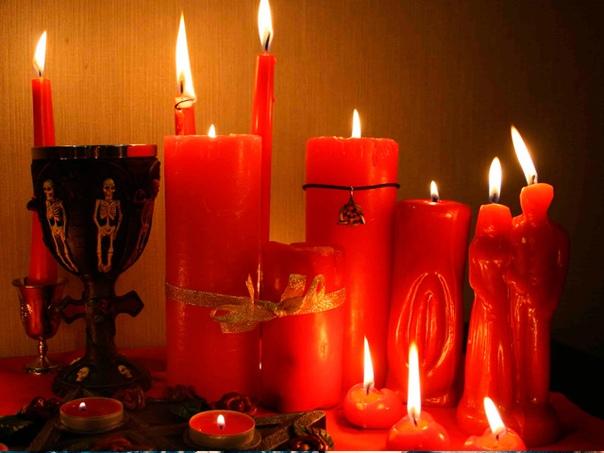 Осторожно! Красные свечи, изображение №2