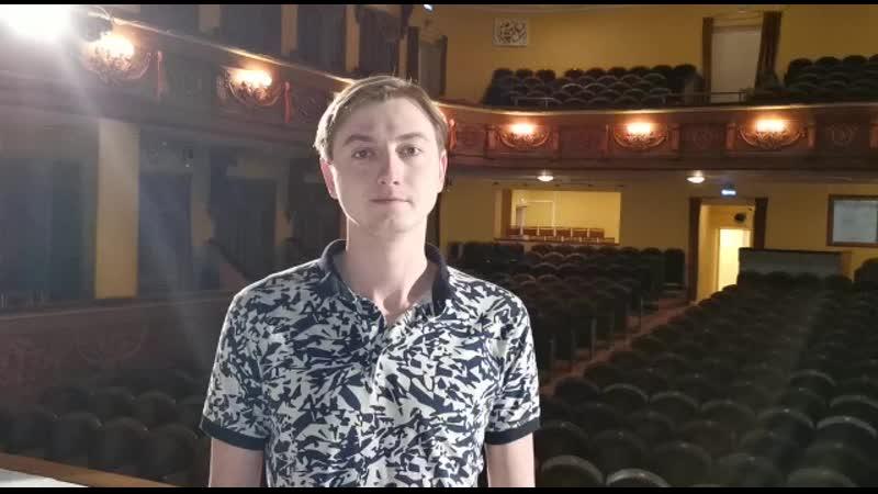 Михаил Емельянов приглашает на спектакль Братья Карамазовы
