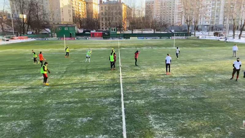 Плимут -Порт Вейл (0:2)   1/8  Amateur Winter ❄️ Cup