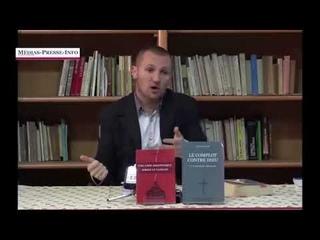 Johan Livernette - De la société sans Dieu à la perversion des mœurs
