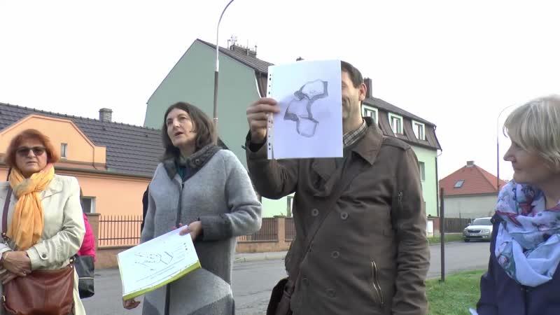 Konference Kněžna sv Ludmila Levý Hradec exkurze s výkladem Экскурсия на Леви Градец