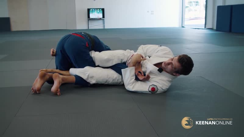 Keenan Cornelius How to Finish the Omoplata When Your Opponent Tries to Roll Out