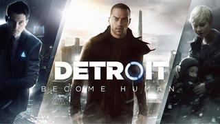 Становимся человеком.(Detroit: Become Human PC) Первый стрим об детроите на ПК.