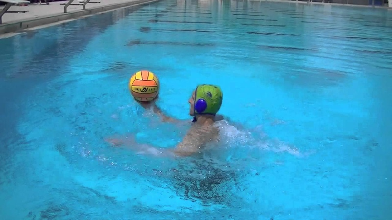 Wolf Wigo's Water Polo Tricks Around the World 2