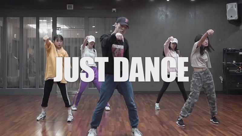 BTS(방탄소년단) Trivia 起 Just Dance Jin.C Choreography