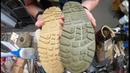 Carolina Work Boots Resoled with Vibram 1276 Sierra Soles