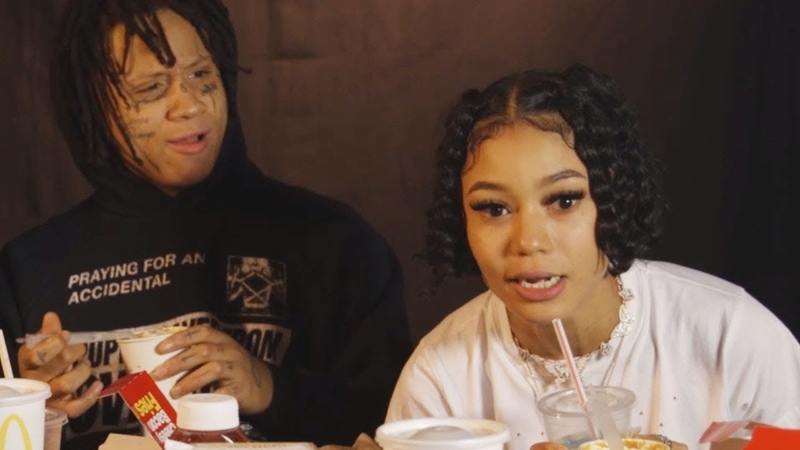 Trippie Redd and Coi Lerays McDonalds Mukbang | All You Can Eat