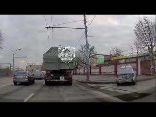 Нарушитель на Менжинского. 5 декабря.