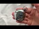 Видеообзор на олимпийские карманные часы Молния