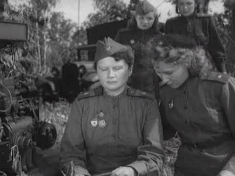 Отрывок из фильма Звезда 1949
