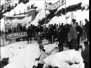 Chamonix World Ski Games (1962)
