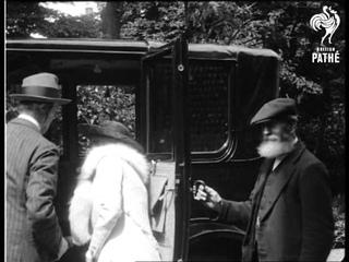 Wedding Of FLT Cmdr Shephard (1916)