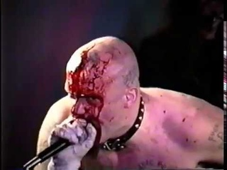 GG Allin and the Murder Junkies (live in Asbury Park, NJ) 4/25/93
