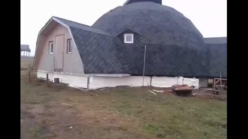 Видео отзыв об утеплении каркасного дома