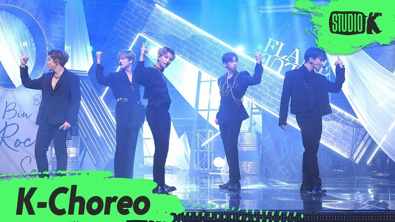 [K-Choreo 4K] 아스트로 직캠 Blue Flame (ASTRO Choreography) l @MusicBank 191122