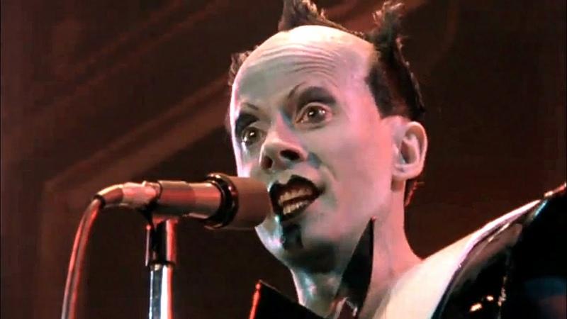 Klaus Nomi Total Eclipse 1981 Live Video HD