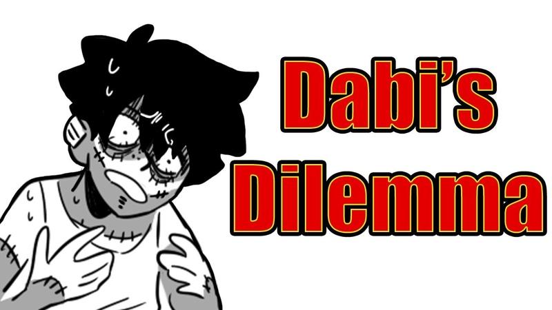 Dabi's Dilemma MHA Comic Dub