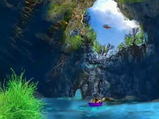 Sea Blue Cave
