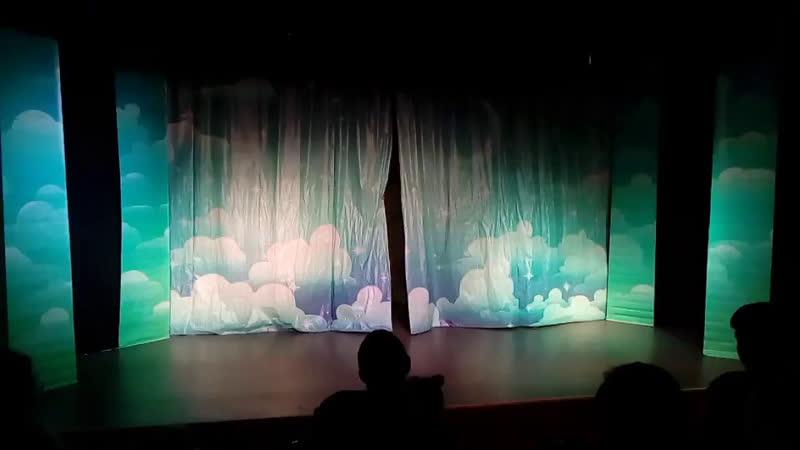 Спектакль Огниво с участием Татьяны Заболотской